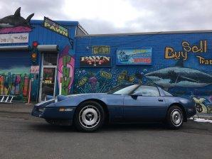 Chevrolet - Corvette - 1984
