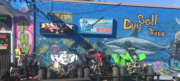 Large Selection Of ATV,s