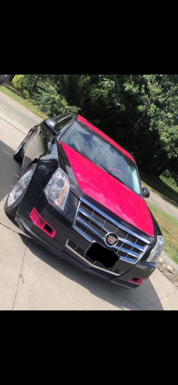 Custom Cadillac CTS V